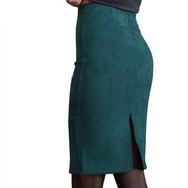 aliexpress office skirt