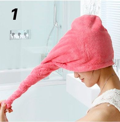 aliexpress towel for hair drying