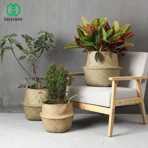 aliexpress rattan cover for a flower pot