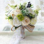 aliexpress romantic bridal bouquet