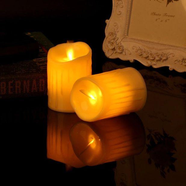 aliexpress candle led