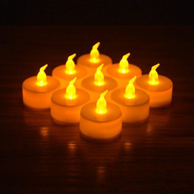 candle led