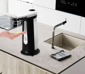 aliexpress non-contact soap dispenser