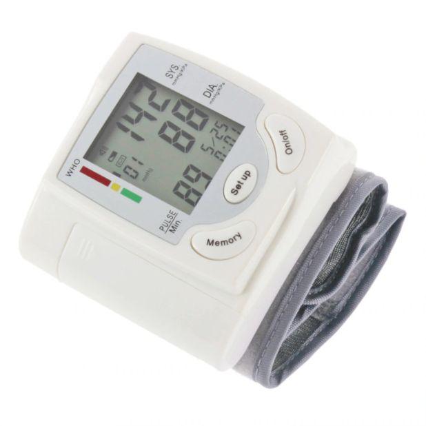 aliexpress wrist blood pressure monitor automatic