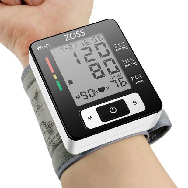 aliexpress wrist blood pressure monitor