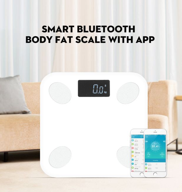 aliexpress intelligent bathroom scale