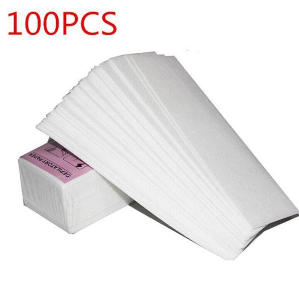 aliexpress paski do depilacji 100 szt