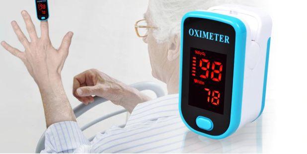 aliexpress finger pulse oximeter