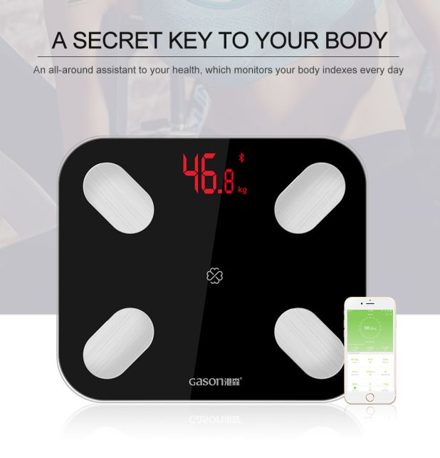 aliexpress bathroom scale GASON