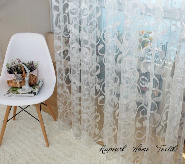 aliexpress window curtain jacquard