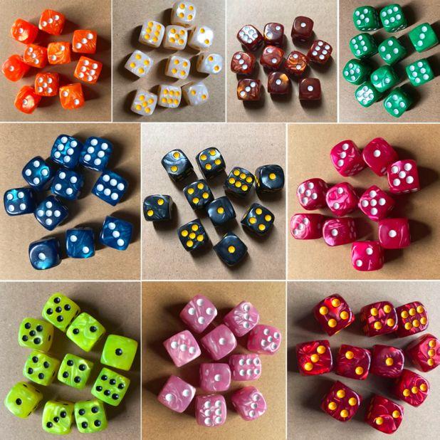 aliexpress dice for gambling