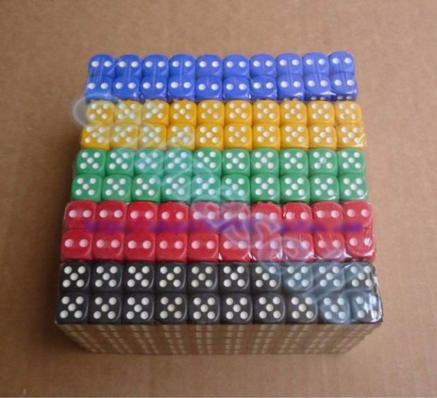 aliexpress dice for poker