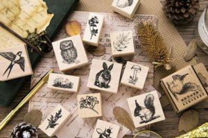 Aliexpress vintage stamps