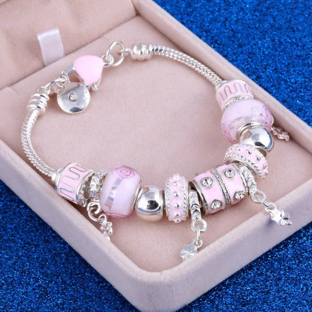 aliexpress bracelet with crystals