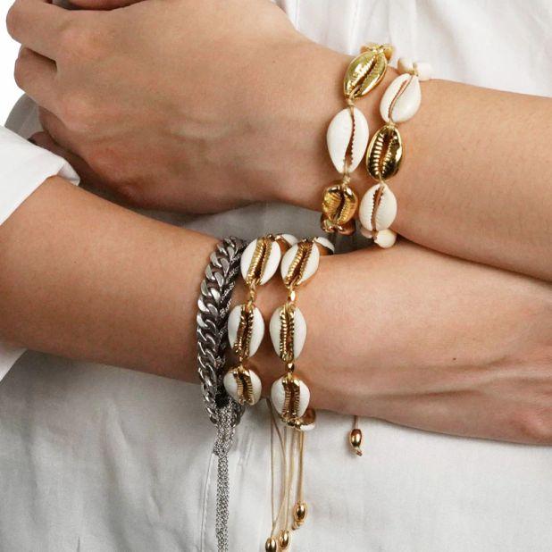 aliexpress bracelet with seashells