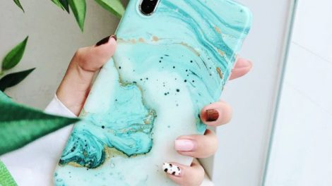AliExpress marble case for iPhone