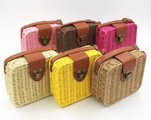 aliexpress rattan handbag