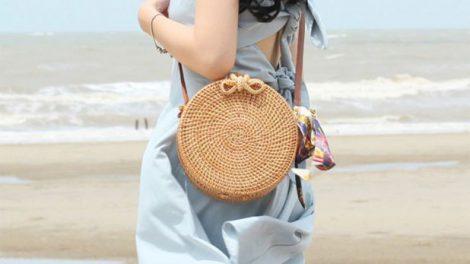 Aliexpress handbag in bohemian style