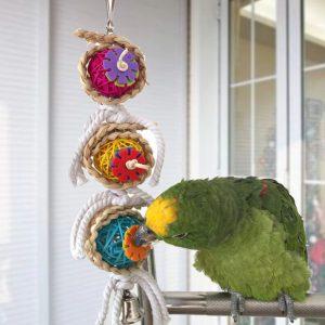 Aliexpress hanging bird toys