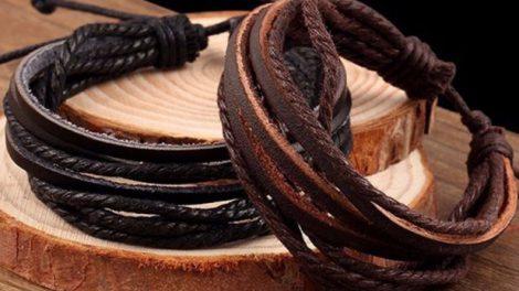 aliexpress braided men's bracelet
