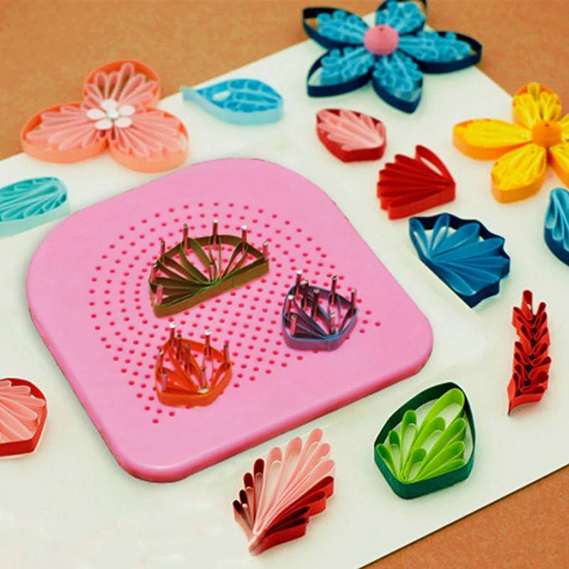 plate quilling